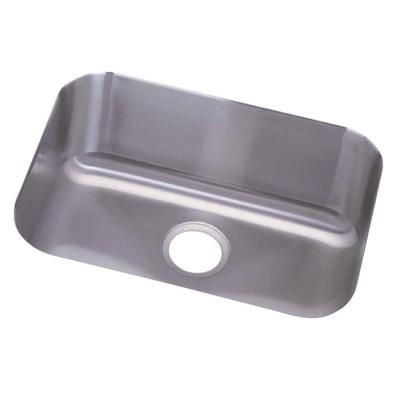 Great Big Deep Single Bowl Sink. Yes! Revere Undermount Stainless Steel  15.75x21x8 Single Bowl Kitchen Sink
