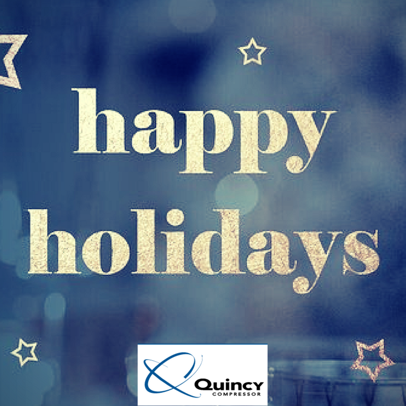 Seasons Greetings and Happy Holidays from all of us at