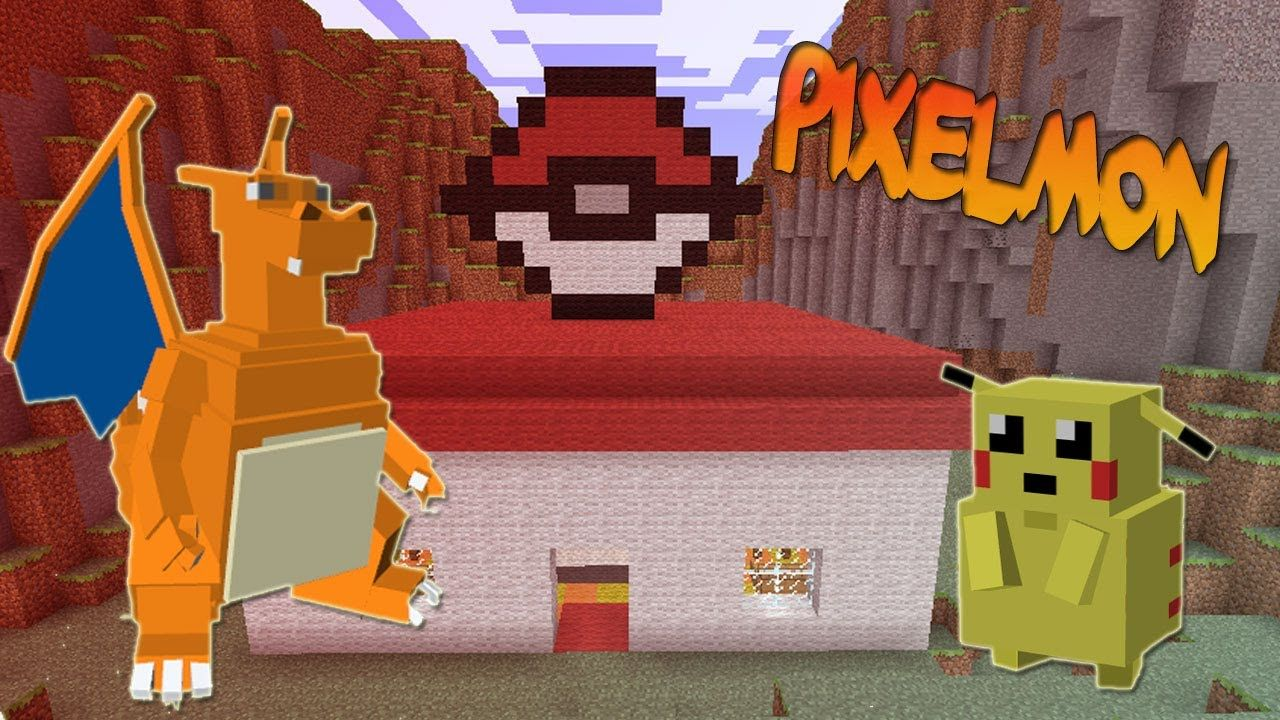What is Pixelmon Mod for Minecraft? I'm going to come out