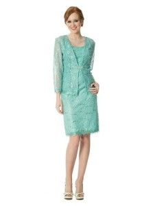 3183c5ed422 Mint green mother of the bride dresses with jacket