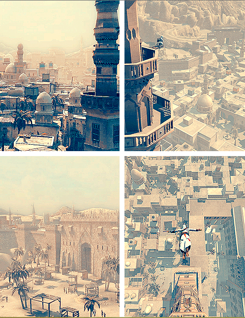 Assassin's Creed locations: Damascus. Absolutely gorgeous.