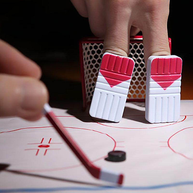 Finger Hockey Game Kit Hockey Games Ice Hockey Hockey