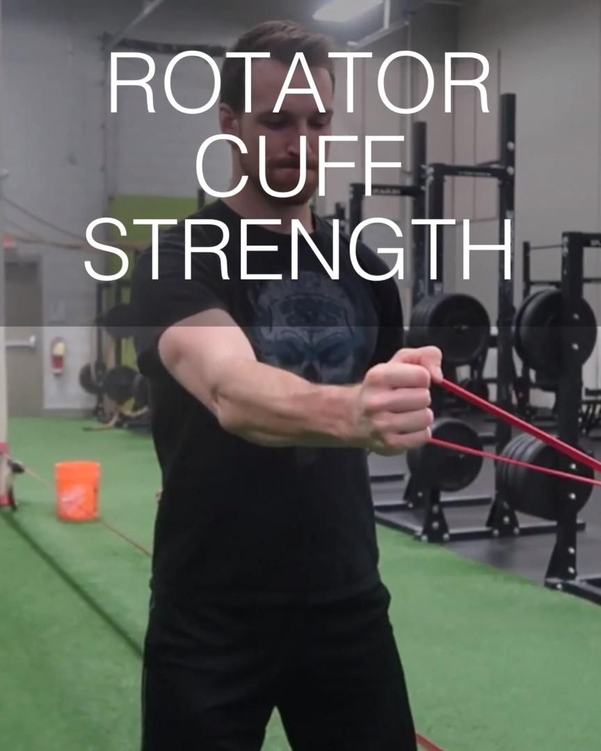 20 ROTATOR CUFF STRENGTHENING EXERCISES | Human 2.