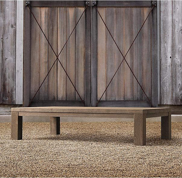 Belgian Trestle Teak Rectangular Coffee Table Teak Coffee Table Teak Outdoor Coffee Table Rectangular Dining Table