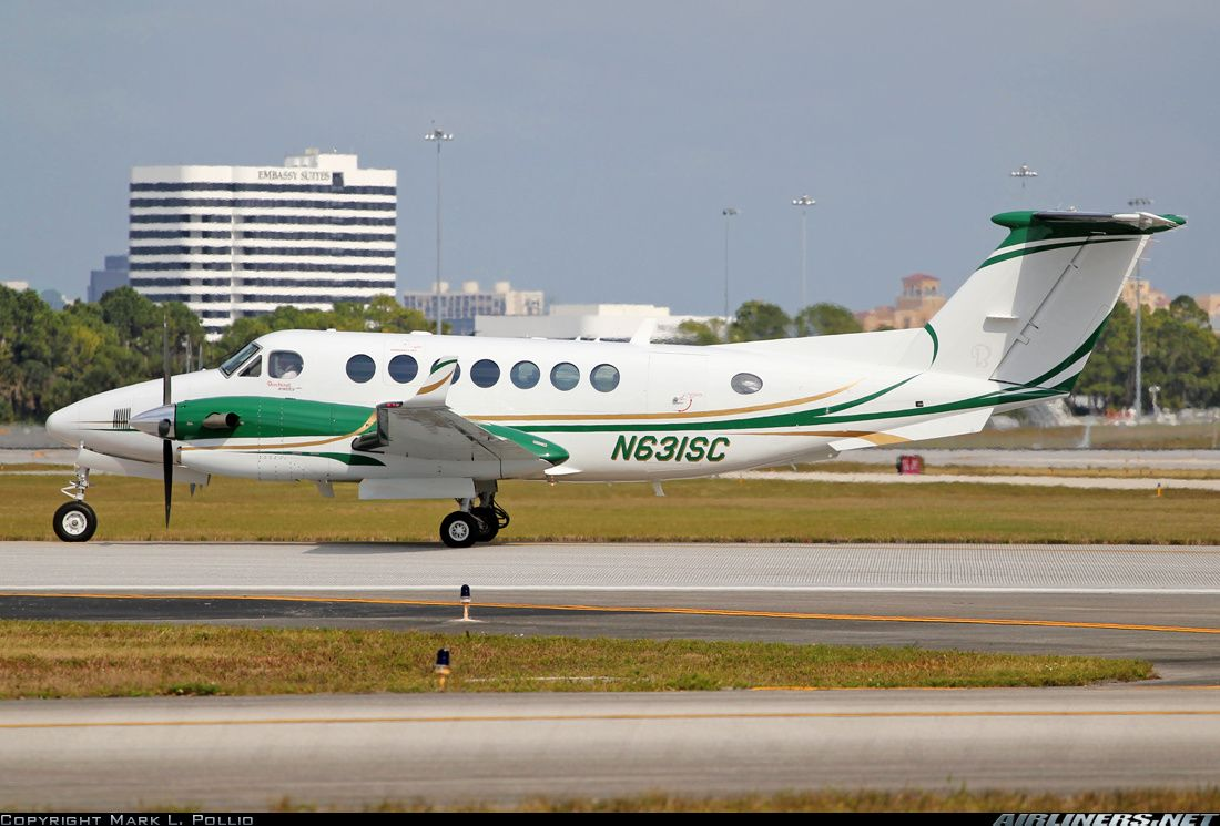 Beechcraft 350i King Air (B300). West Palm Beach Palm