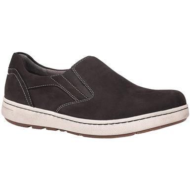dansko viktor casual walking shoes  mens black milled