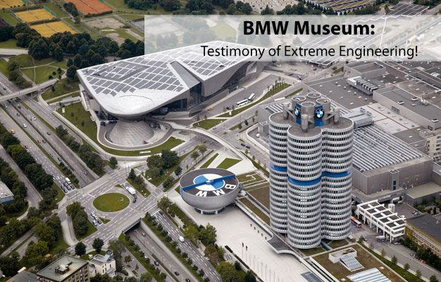 Bmw Museum Munich >> Bmw Museum Munich A Dynamic Glass And Steel Architecture