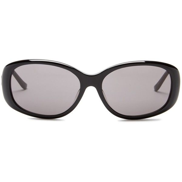 harley davidson womenu0027s plastic oval sunglasses 30 liked on polyvore featuring accessories
