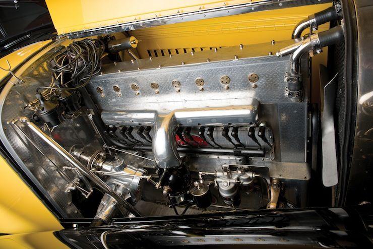 1930 Bugatti Type 46 Coupé Superprofilée