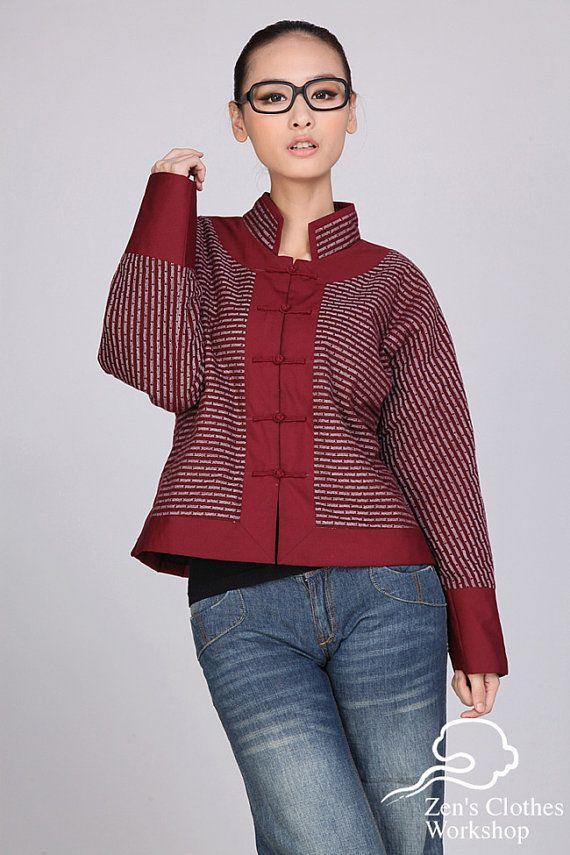 Short Chinese Style Jacket