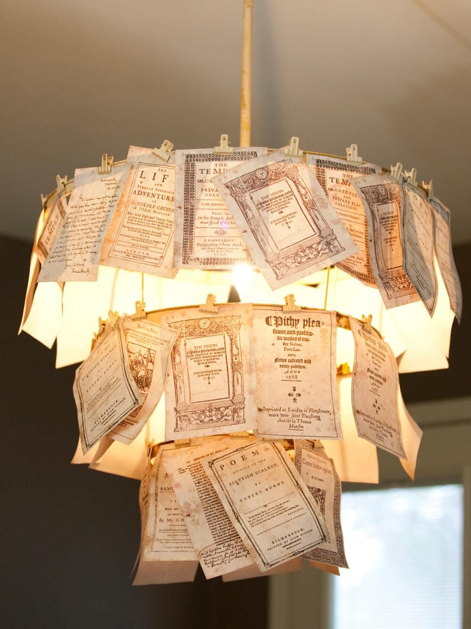 funky lighting ideas. Upcycled Lamps And Lighting Ideas Funky
