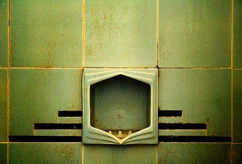 Art Deco Tegels : Art deco ii things i love badkamer tegels and