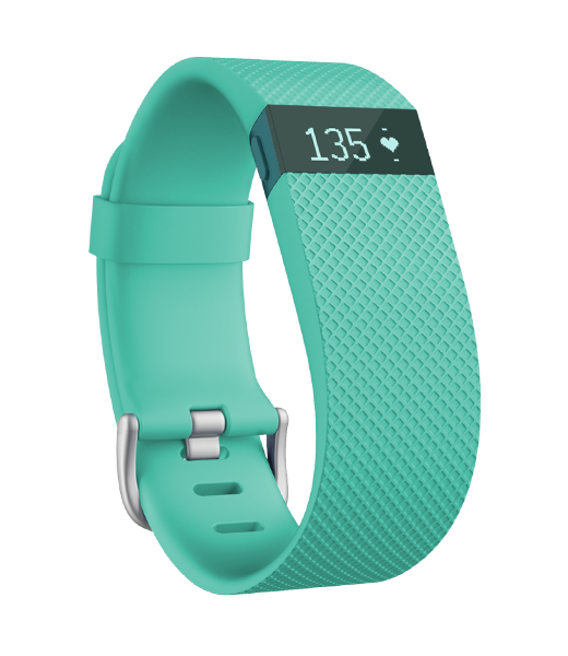 Fitbit Charge HR // Goals to be fit and exercising enough and ...
