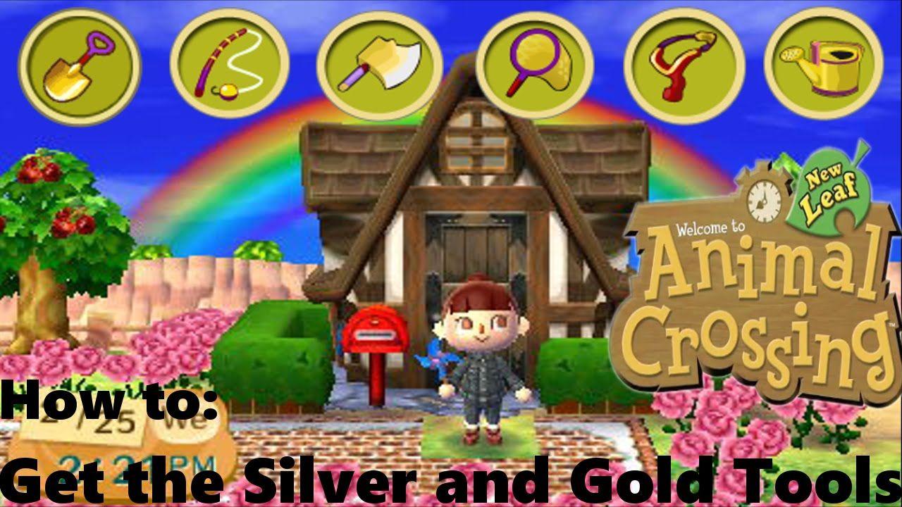 835495aeae3ef731a42c6e8159f50c92 - How To Get Golden Tools In Animal Crossing New Leaf