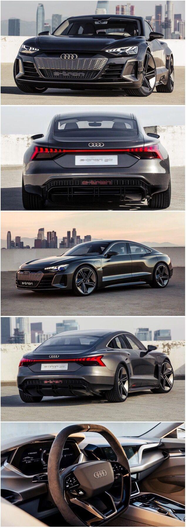 Audi E-TRON #audivehicles