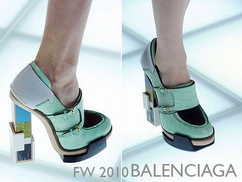 c6c0a858c790ab Meus sapatos preferidos  Balenciaga FW 2010.