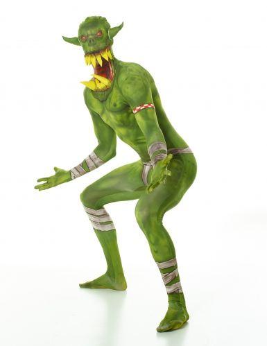 Déguisement Orc Vert adulte Morphsuits™