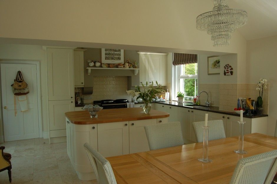 Extension Ideas Knocking Through A Kitchen And Dining Room