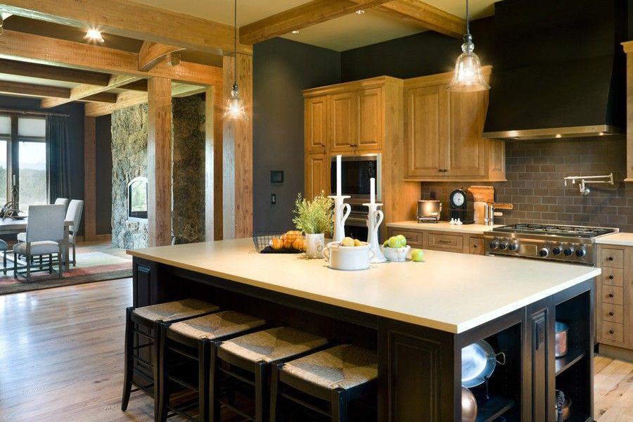 25 home plans with dream kitchen designs | husritningar, hem och