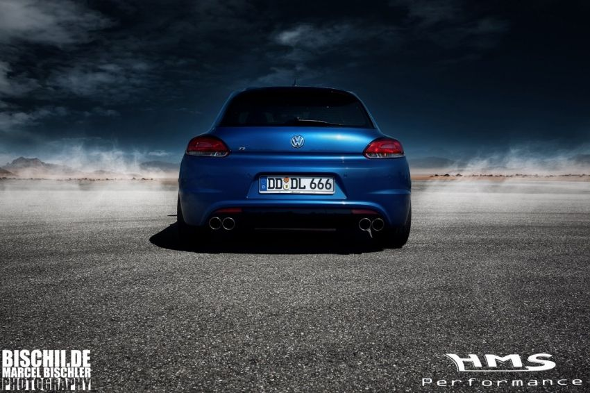 HMS-Tuning - VW Scirocco R mit HMS Performance Update