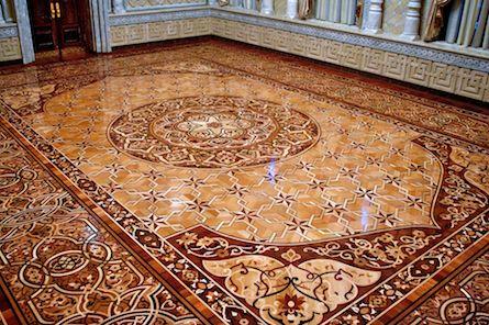 Yantarnaya Pryad Parquet Nwfa Wood Floor Of The Year 2011 For The