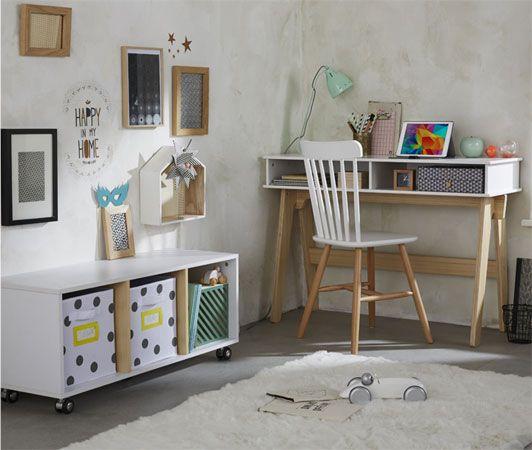 vertbaudet - Happy Scandinavie, déco chambre enfant, linge de lit ...