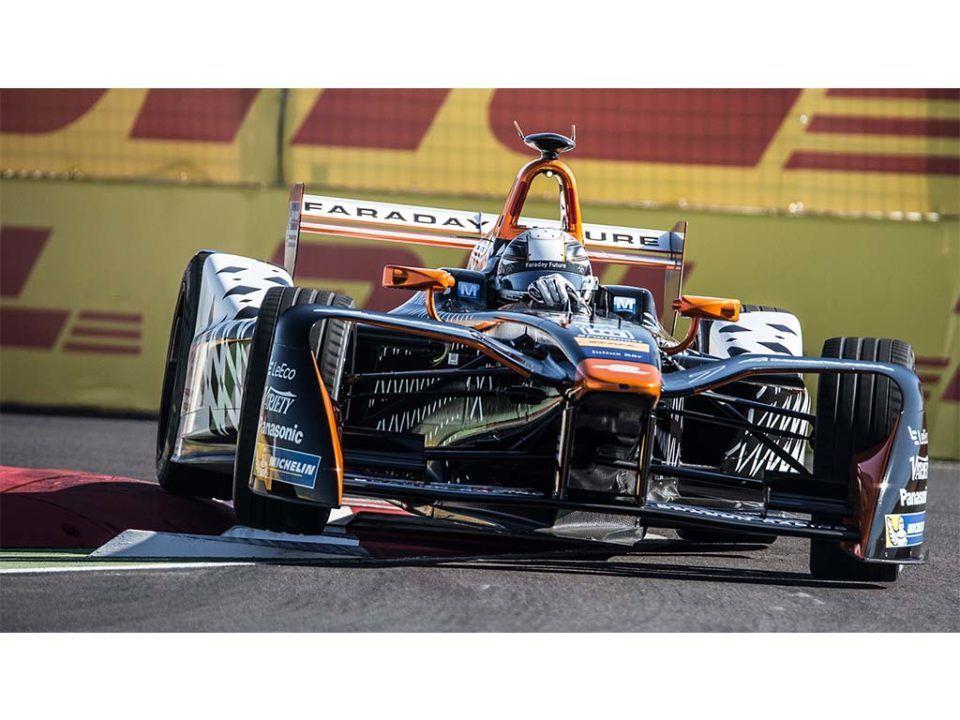 Faraday Future Dragon Racing Rueda Con Robb Report Para Ampliar La
