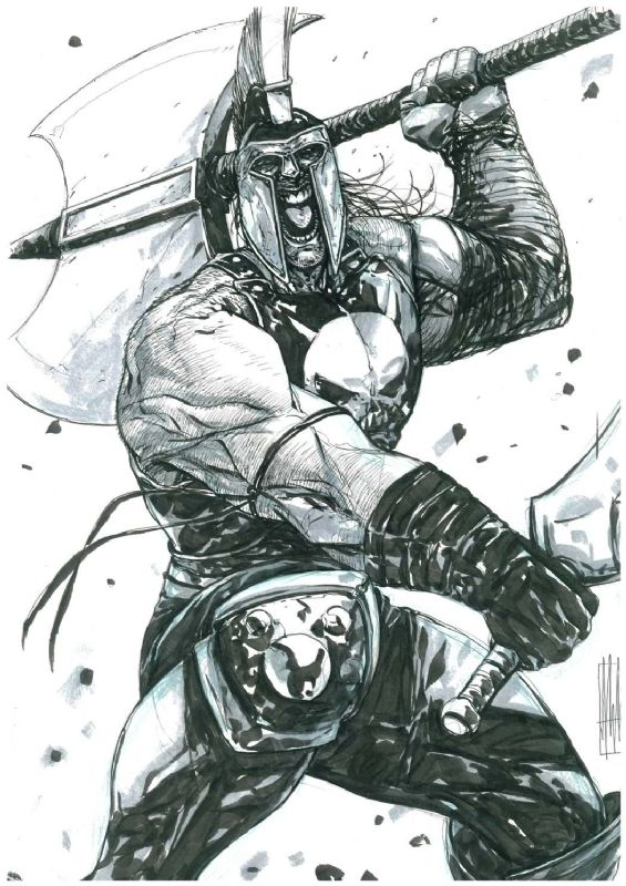 Ares by Alessandro Vitti *
