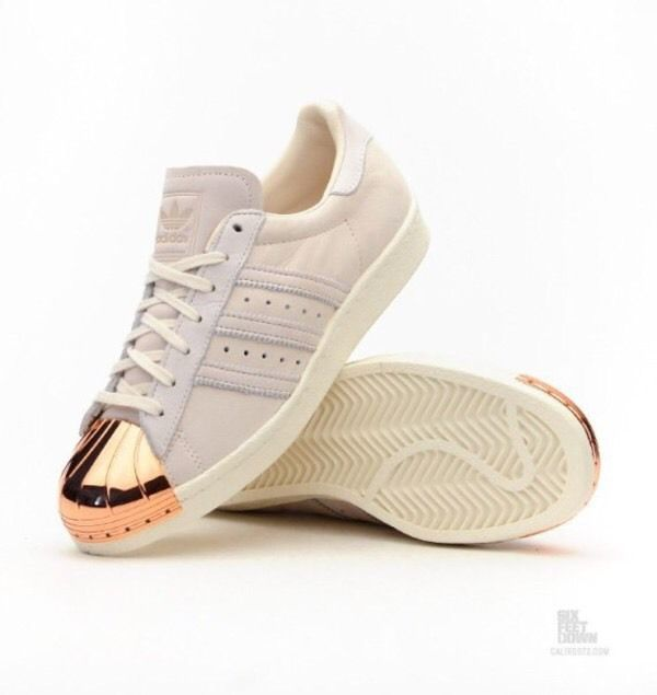 adidas superstar damen rosa metallic