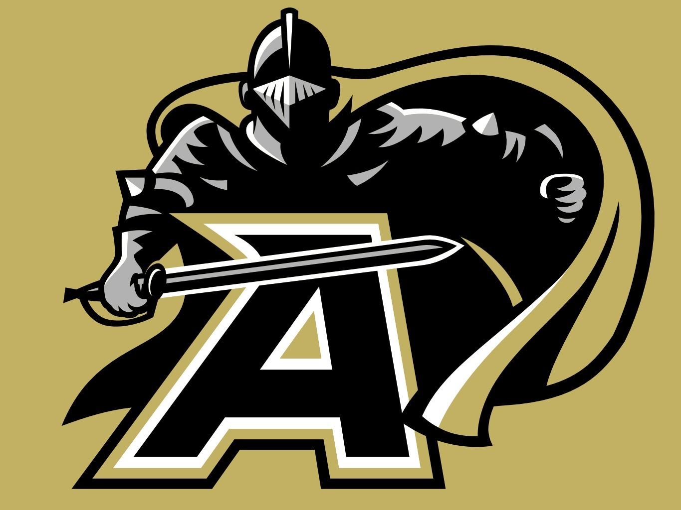 Army black knights is the name of the athletics teams of