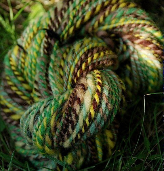 Gorgeous handspun by the tangled web. this one is sold, but they have lots of lovelies in their shop.