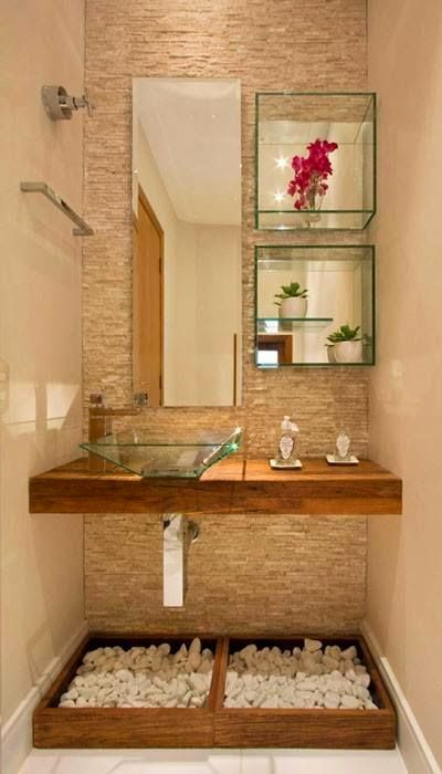 Lavabos pequenos e charmosos pesquisa google repisas - Lavabos para banos pequenos ...