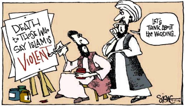 OBAMA's REGION OF PEACE !! | ISLAM THE CULT OF THE DEVIL