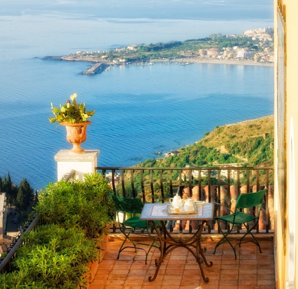 Villa Ducale, Taormina #travel   Taormina, Hill interiors ...