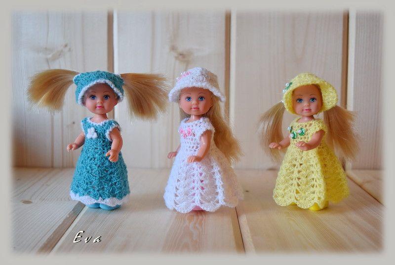 Много маленьких кукол - много красивых нарядов / Коллекции ...
