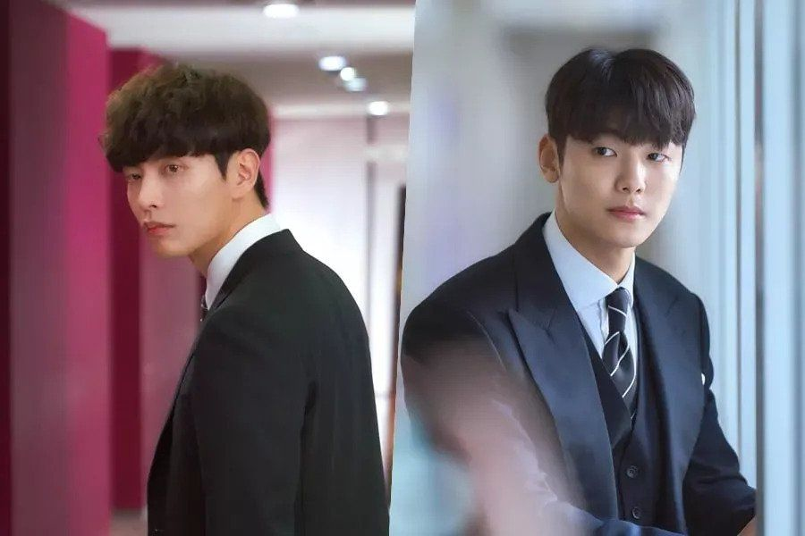 """Lee Min Ki And CNBLUE's Kang Min Hyuk See Each Other As Rivals For Nana's Heart In """"Oh My Ladylord"""""""