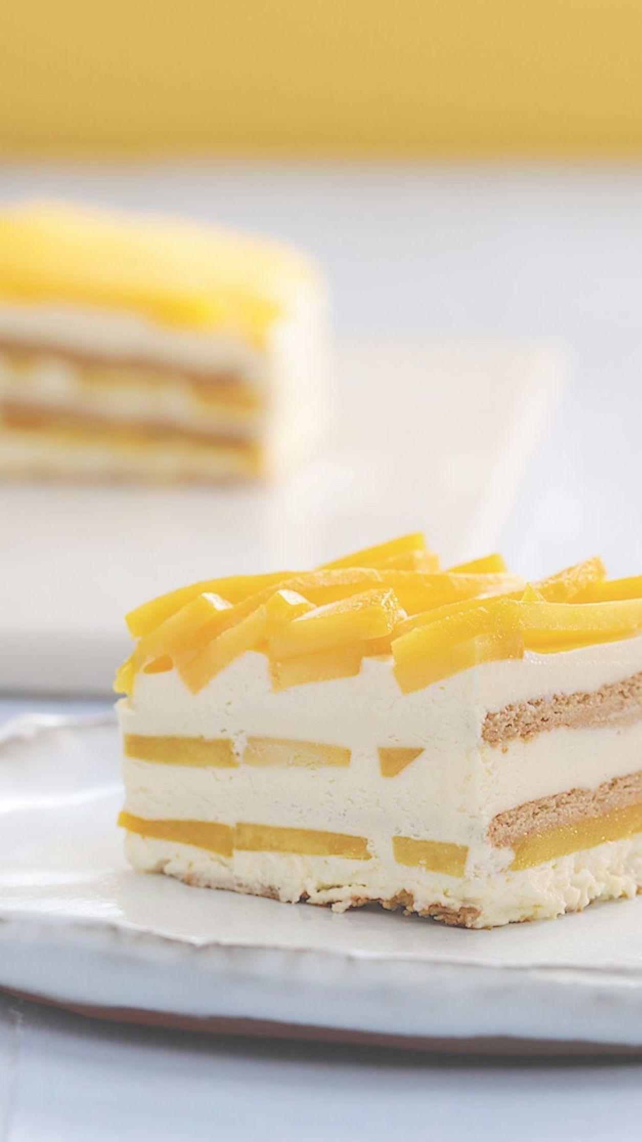 Esta Torta Crujiente, Helada y Refrescante ¡no es magia! Mirá cómo puede esta…