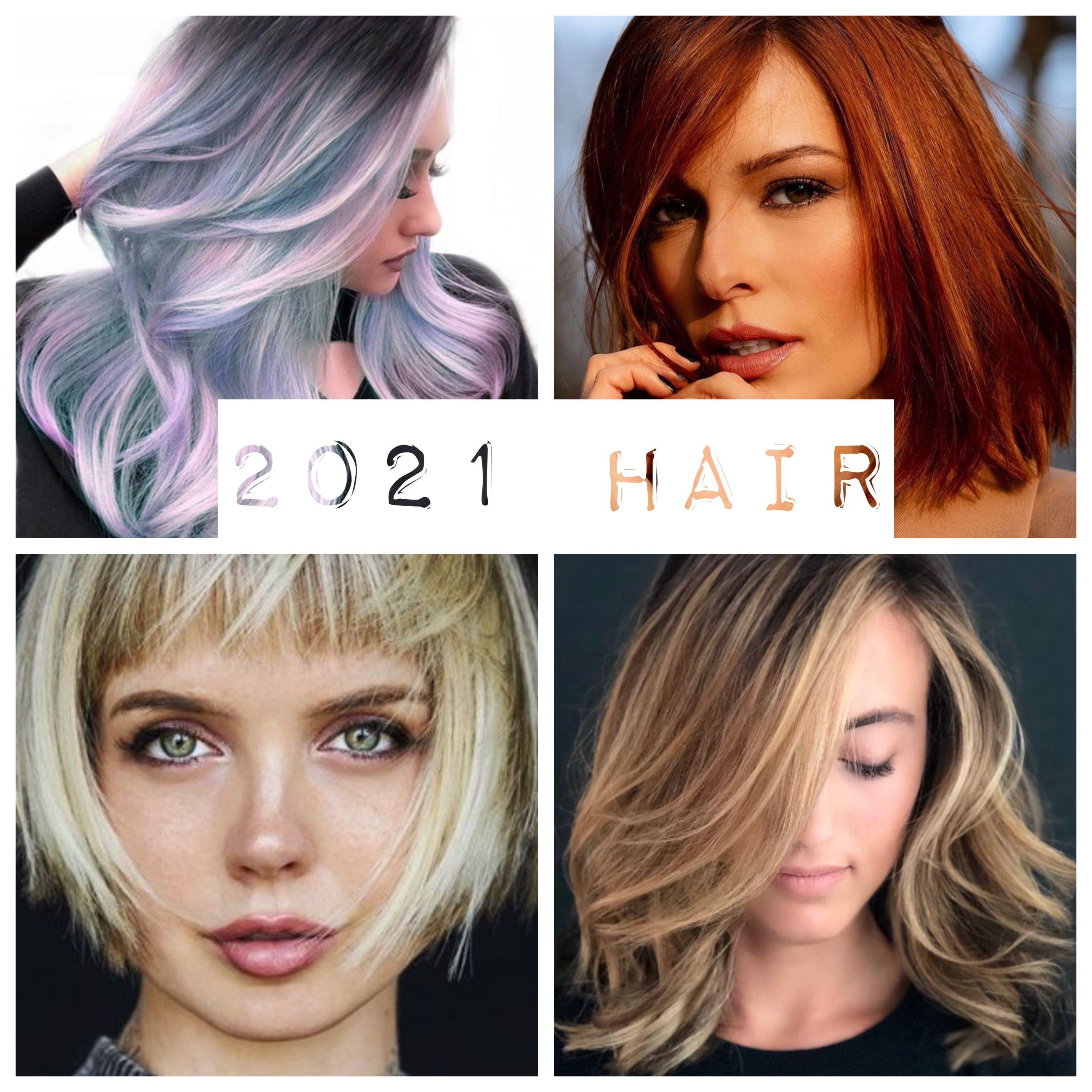2021 Hair Celebrity Hair Colors New Hair Color Trends Hair Trends