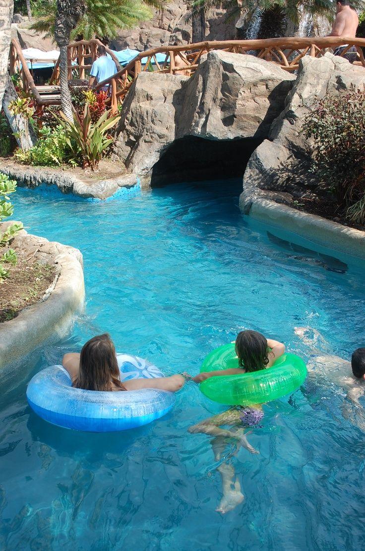 Grand Wailea Canyon Activity Pool Lazy River Maui Hi Kids Love