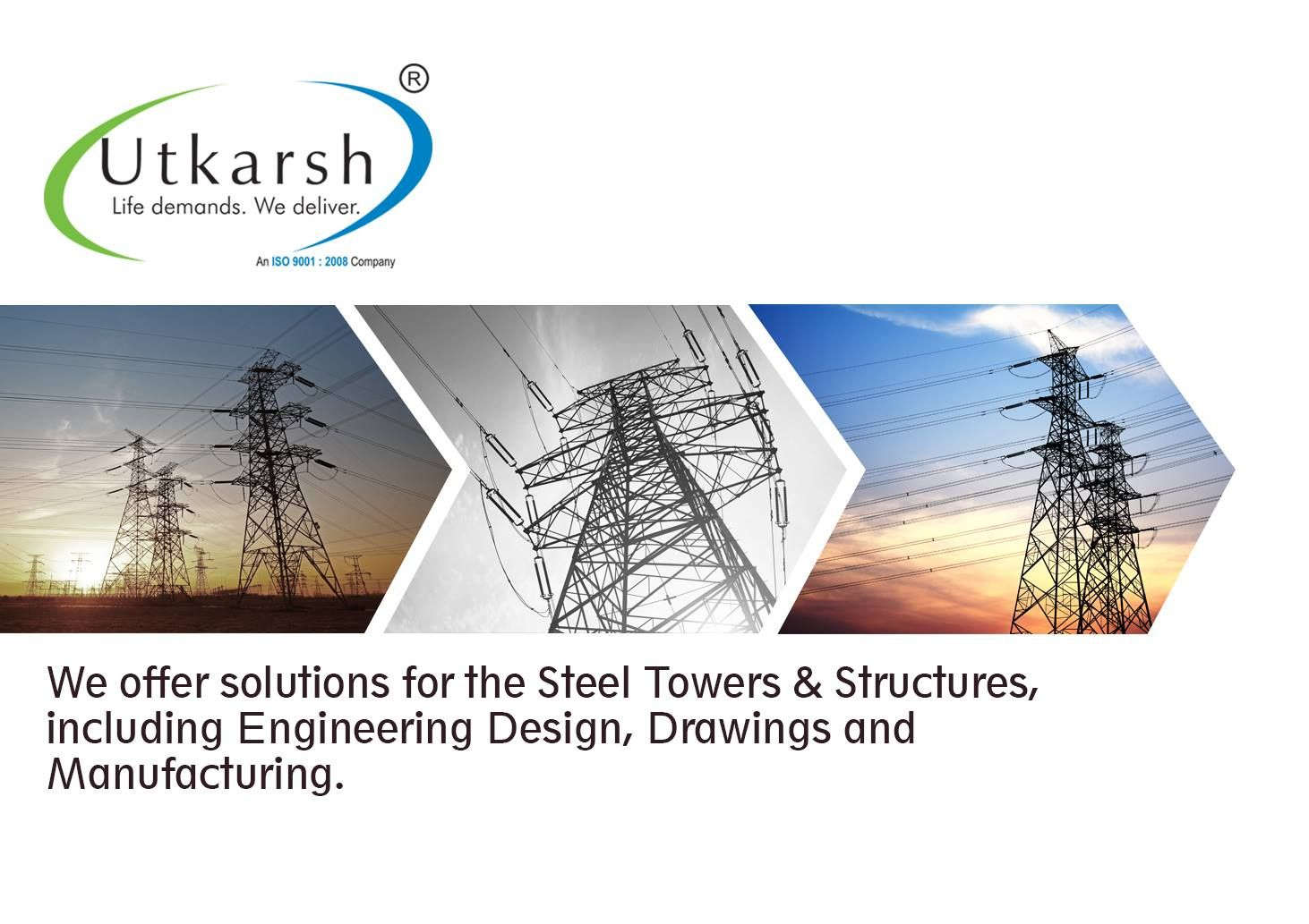 Transmission Line Towers Manufacturers | Lighting Mast