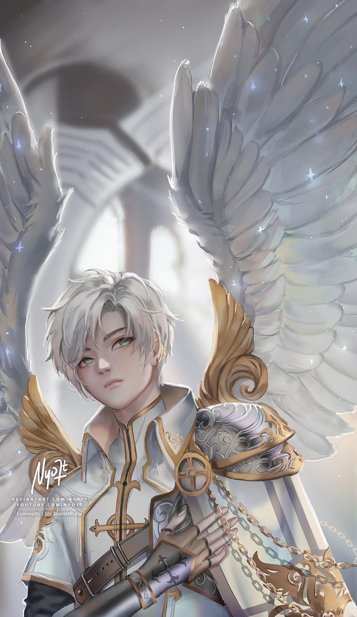 Pin By Ray On Illustration 2 Anime Boy Art Character Art