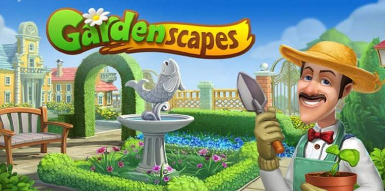 Gardenscapes   New Acres Updated: New Gardens, General Improvements And Bug  Fixes