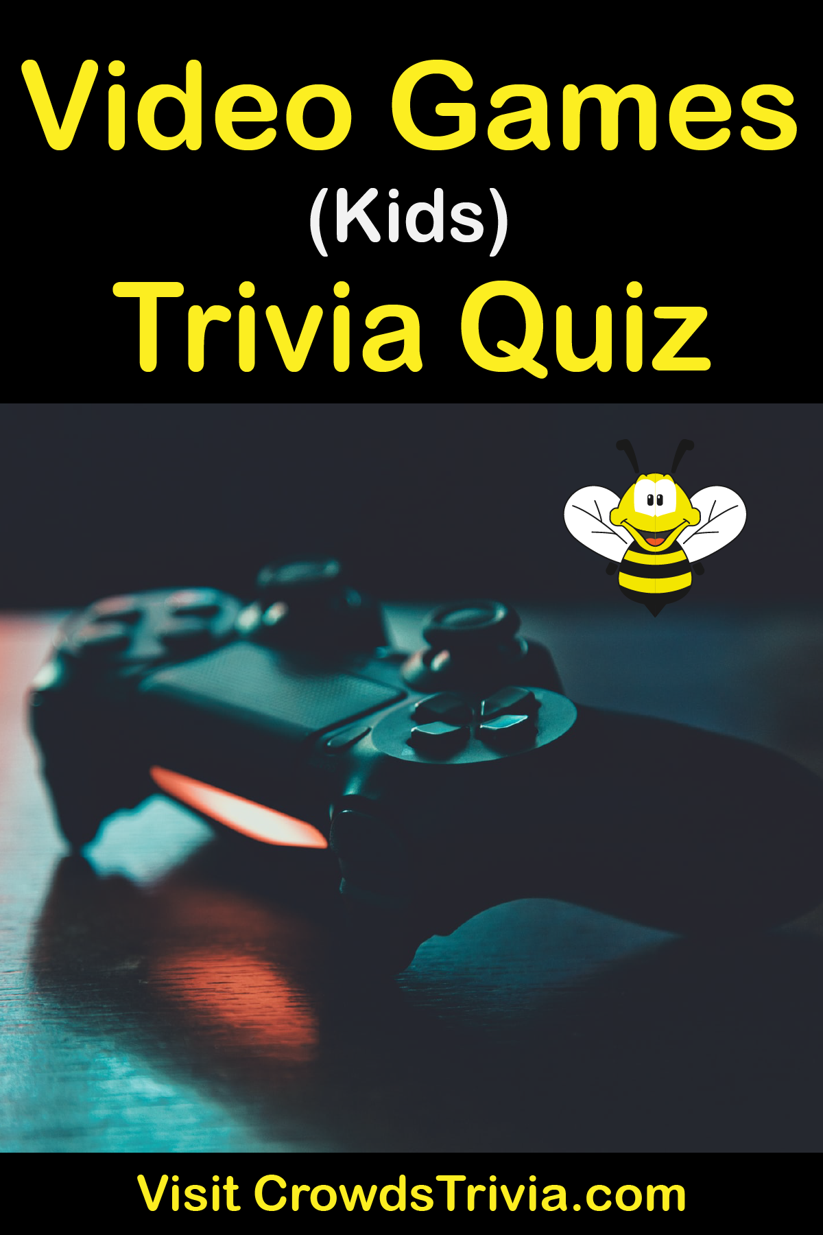 Video Game Trivia Quiz Questions and Answers Fun