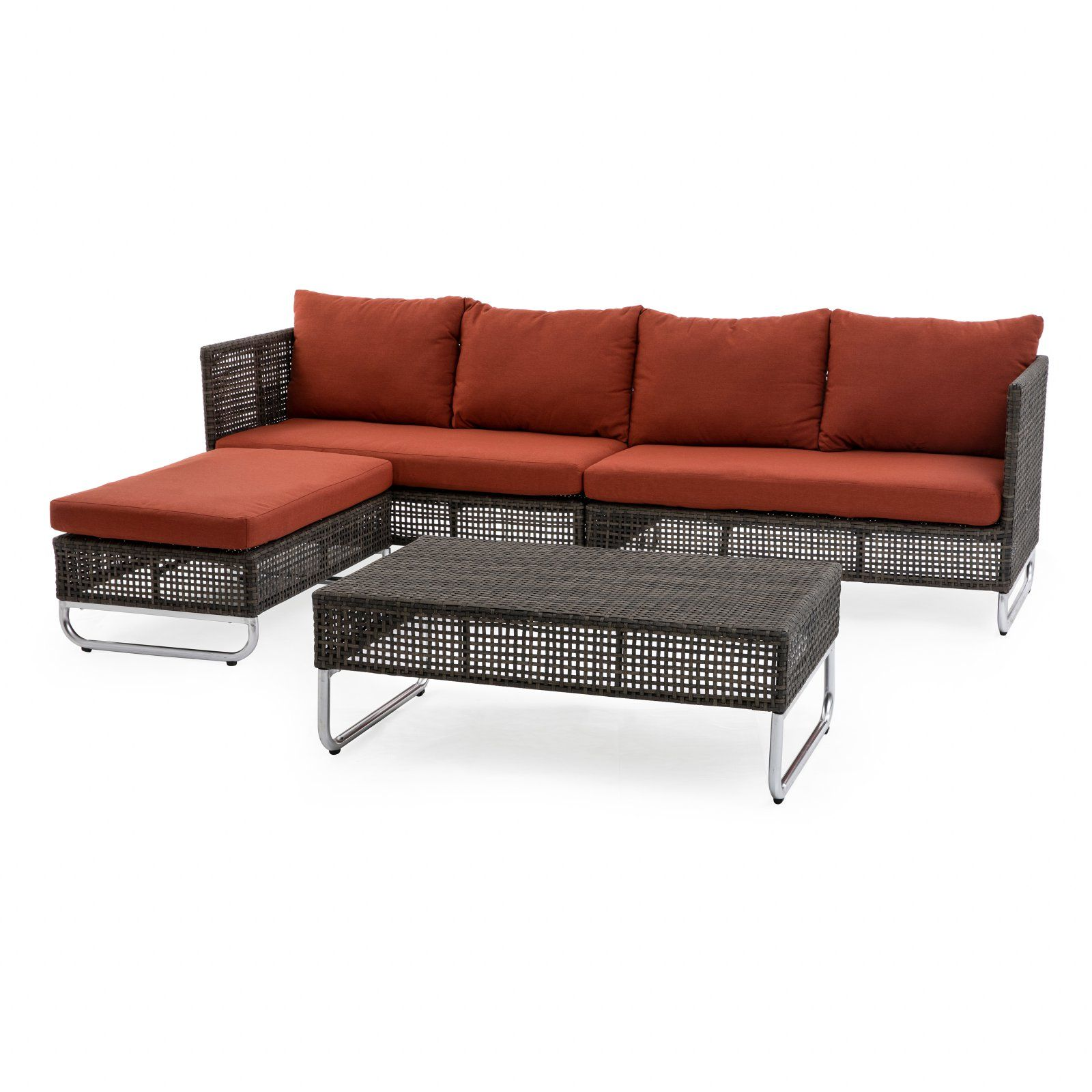 Peachy Coral Coast Maryana All Weather Wicker Open Weave Outdoor Gmtry Best Dining Table And Chair Ideas Images Gmtryco