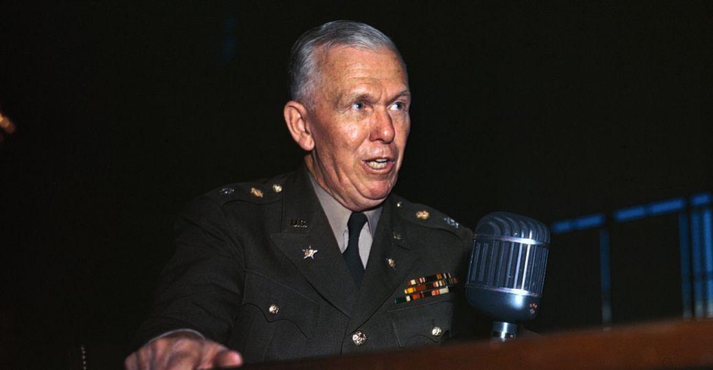 george marshall, general george marshall, world war II, secretary of state, secretary of defense, the cold war, the marshall plan