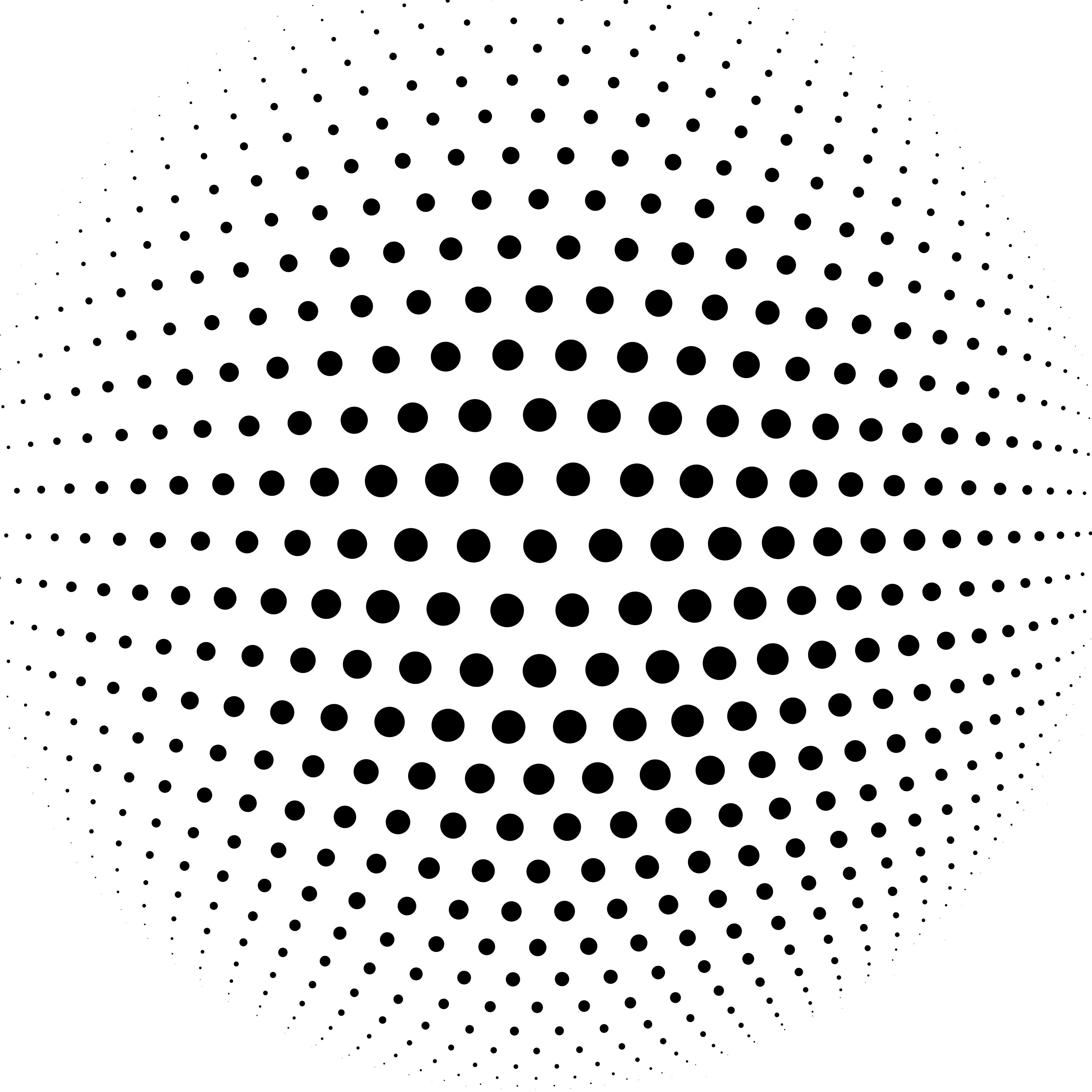 Halftone Sphere Free Vector Art 2360 Free Downloads Vector Art Design Dot Pattern Vector Geometric Sleeve Tattoo