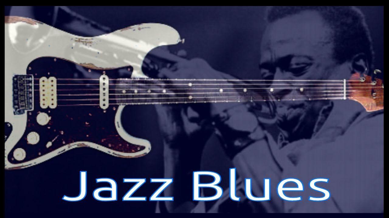 Slow Jazz Blues Easy Swingin' Guitar Backing Track (G
