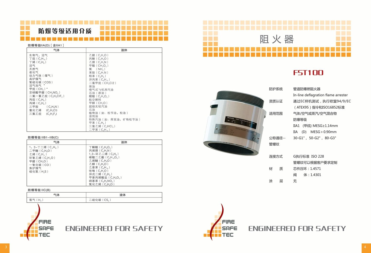 Fire-Safe-Tec GmbH Brouchure in Chinese by SJD Trading Co., Ltd. | susan yao | Pulse | LinkedIn