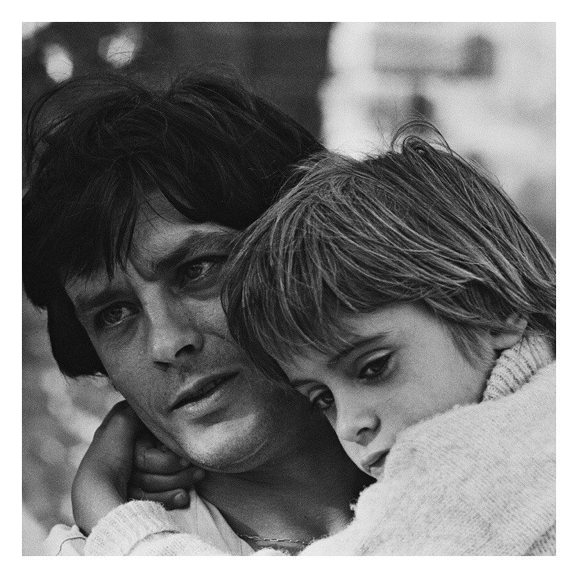Alain Delon On Instagram Alain Delon Et Son Fils Anthony C Photo Sous Copyright Droits Reserves Icon Iconic Alaindelon Delon Alain Delon Anthony Delon