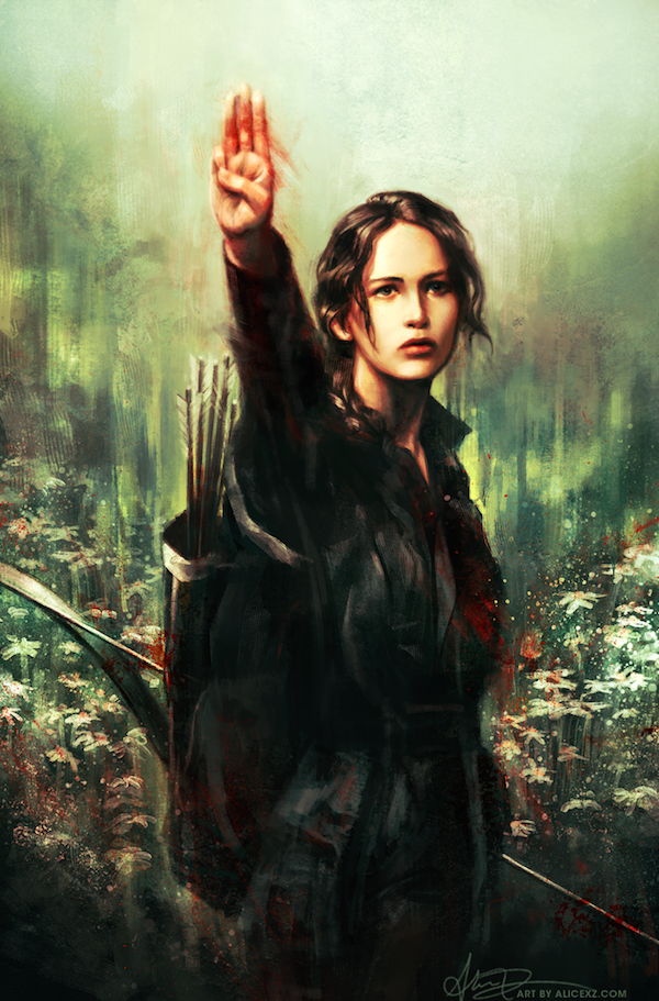 Awesome Thechive Hunger Games Katniss Hunger Games Wallpaper Katniss Everdeen